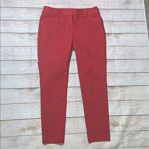LOFT Anne Taylor Petites Marisa Skinny's Pants 0p